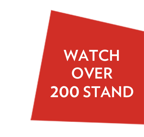 Watch over 200 stands