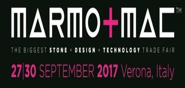 Marmomacc a Verona dal 27 al 30 settembre 2017