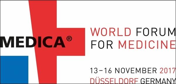 Medica e Compamed a Düsseldorf dal 13 al 16 novembre 2017