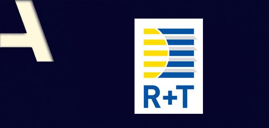 R + T a Stoccarda dal 27 febbraio al 3 marzo 2018