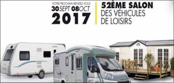 Salon des Véhicules a Parigi dal 30 settembre all'8 ottobre 2017