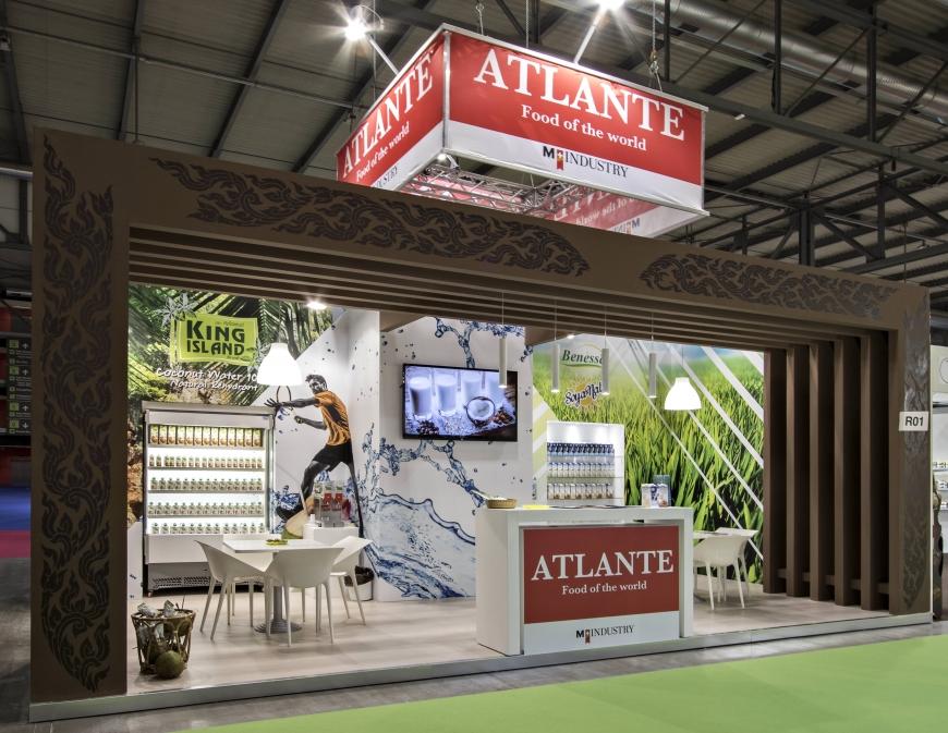 Atlante TuttoFood 2017 Milano Rho