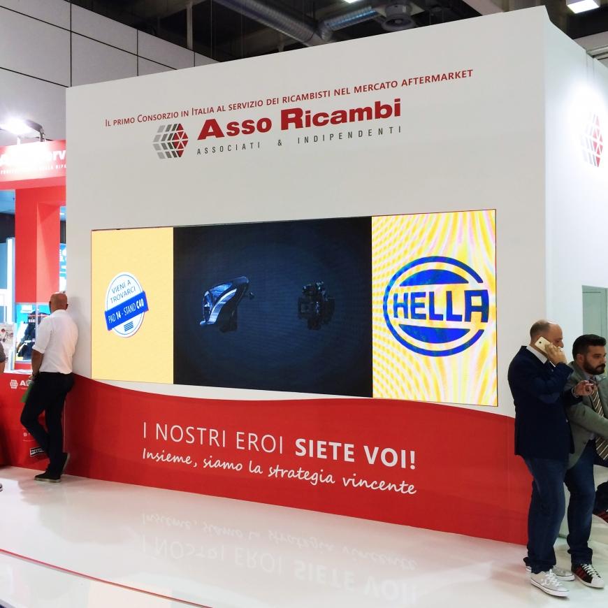 Autopromotec Bologna Assoricambi