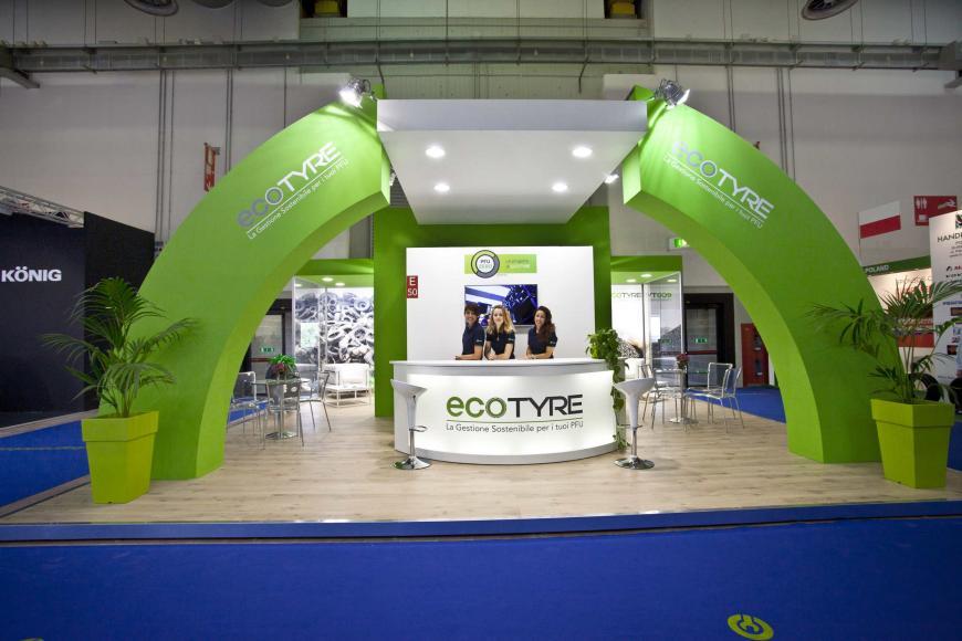 Autopromotec Bologna Ecotyre