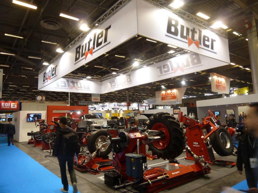 Equipe Auto Parigi Butler