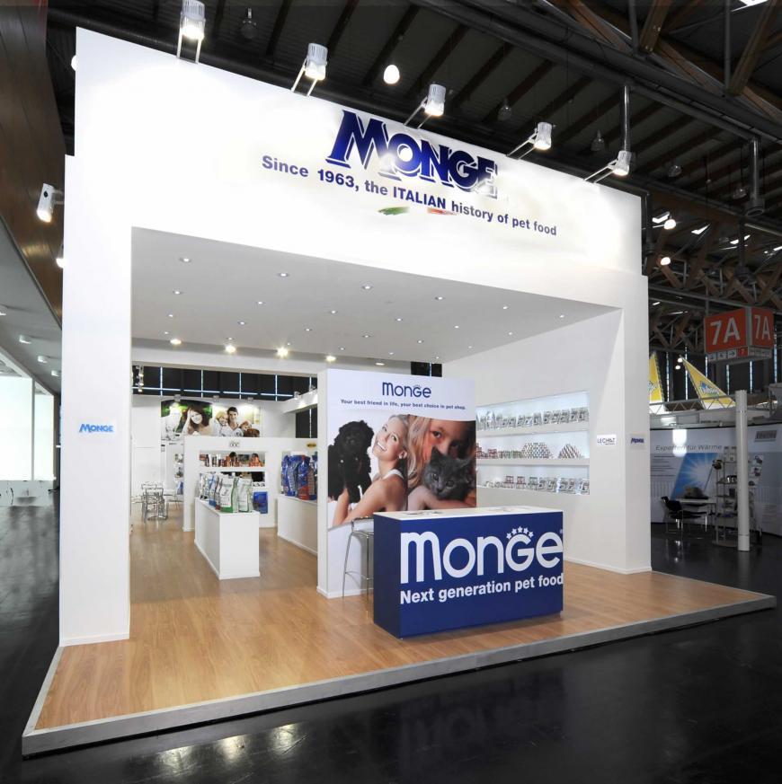 Exibition stand Monge 1 Nurnberg