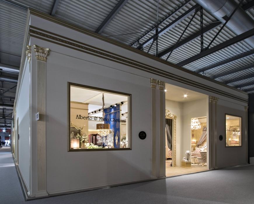 Ghezzani Salone del mobile 2017 Milano Rho