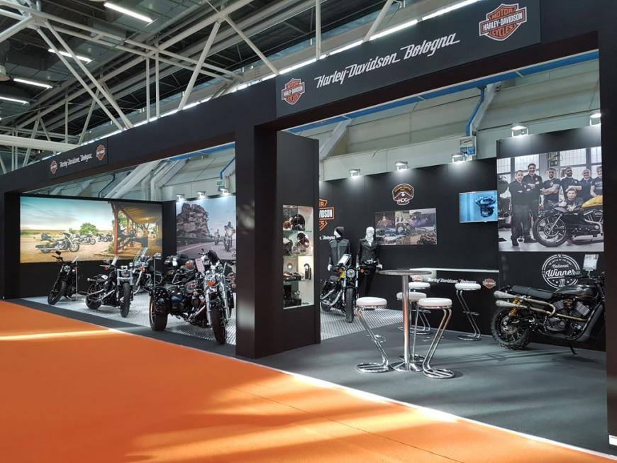 Harley Davidson Motorshow 2016 Bologna