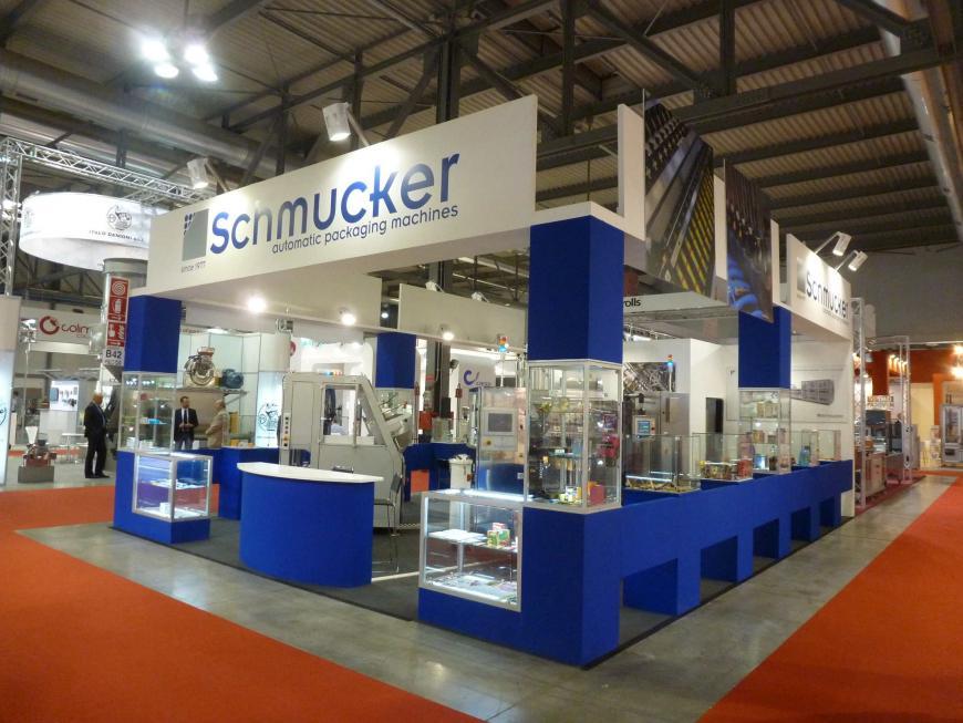 Ipack Ima Milano Schmucker