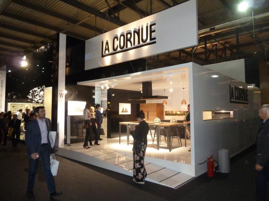 stand fieristici design La Cornue