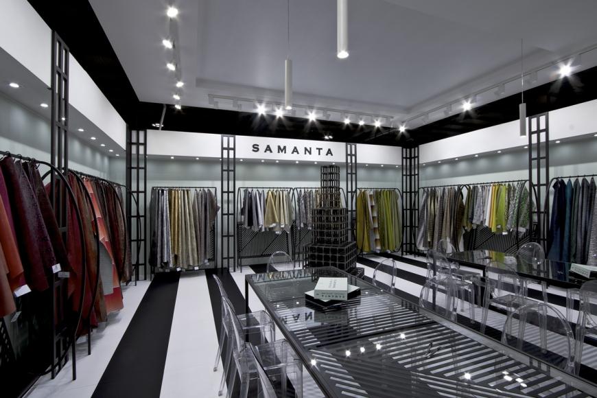 Samanta 2019 Linea Pelle