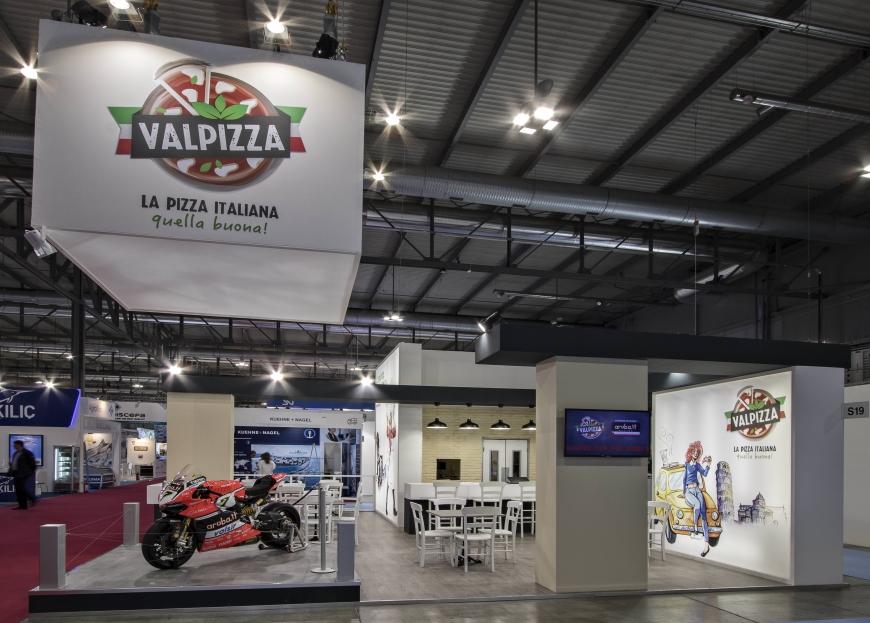 Valpizza TuttoFood 2017 - Milano Rho